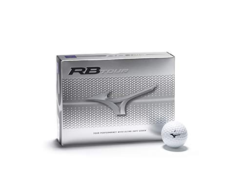 Mizuno RB Tour Golf Balls , White
