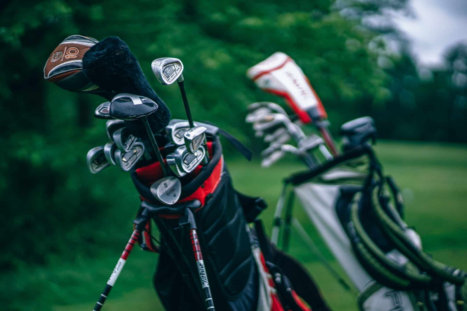 best golf bags for carrying and trolleys