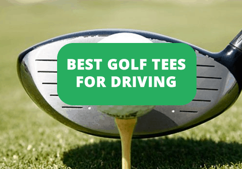 golf tees for driving