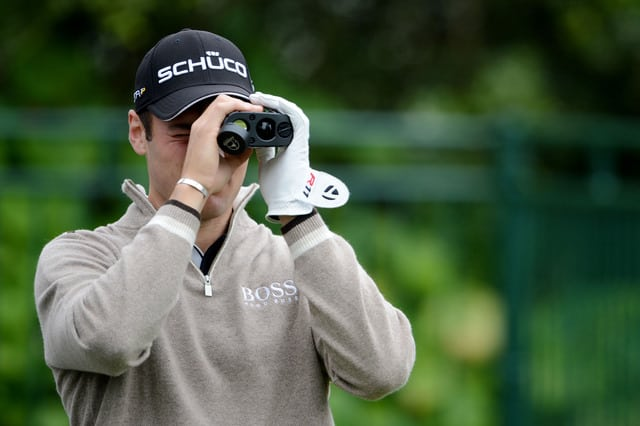 rangefinder for golf
