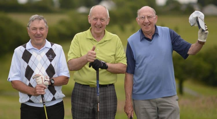 senior golf clubs