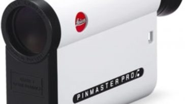 Leica Pinmaster II Golf Rangefinder Review